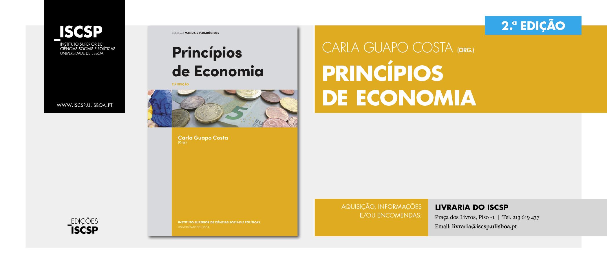 Princípios de Economia – 2.ª Edição